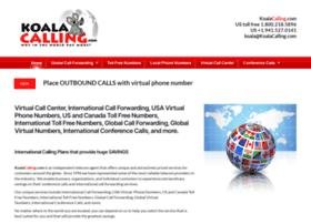 koalacalling.com