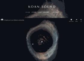 koansound.com