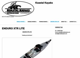 koastalkayaks.com