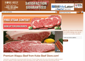 kobe-beef-store.com