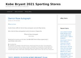kobebryant.sportingstores.net