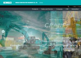 kobelco-cranes.com