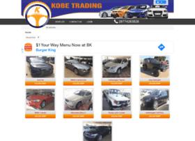 kobetrading.want-a-car.co.bw