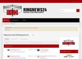 koboxingforum.com