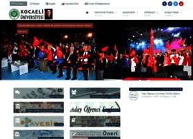 kocaeli.edu.tr