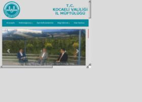 kocaelimuftulugu.gov.tr