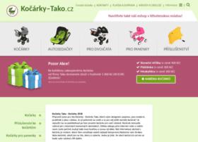 kocarky-tako.cz
