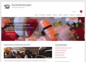 kochclub-dresden.de