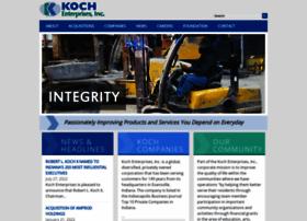 kochenterprises.com