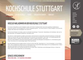 kochschule-stuttgart.de