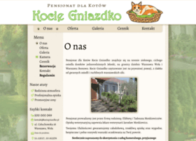 kociegniazdko.pl