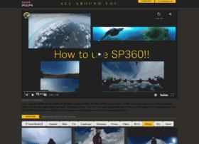 kodakcamera.pixpro-sp360.com