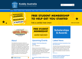 kodaly.org.au