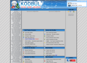 kodbul.org