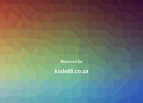 kode88.co.za