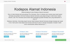 kodepos.indonesiaweb.info