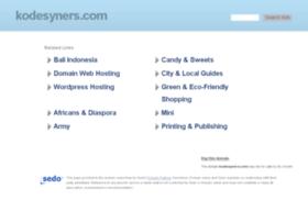kodesyners.com
