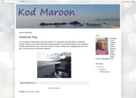 kodmaroon.blogspot.com