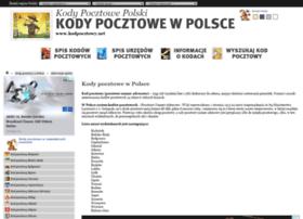 kodpocztowy.net