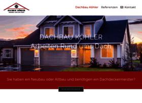 koehler-dachbau.de