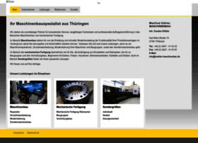 koehler-maschinenbau.de