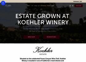 koehlerwinery.com