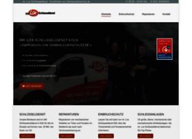 koeln-schluesseldienst.com