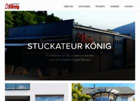 koenig-stuckateur.de