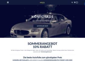 koenighaus-autofolie.com