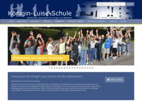 koenigin-luise-schule.de
