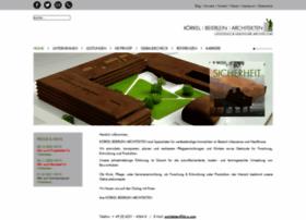 koerkel-beierlein-architekten.com