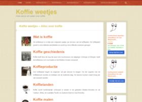 koffie-weetjes.nl