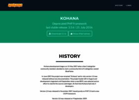 kohanaframework.org