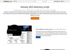kohany.com
