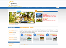 kohchangresorts.net