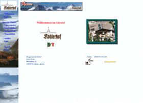 kohlerhof.suedtirol.net