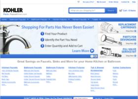 kohlerparts.faucetdirect.com