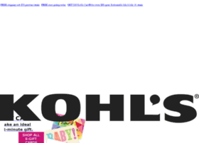 kohlsrewards.com