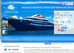 kohsamui-ferry.com