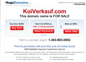 koiverkauf.com