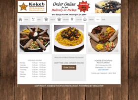 kokebethiopiandc.com