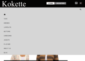 kokette.net