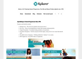 kokorohealth.americommerce.com