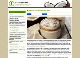 kokosoel.info