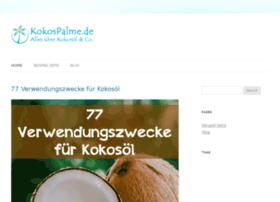 kokospalme.de