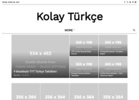 kolayturkce.com