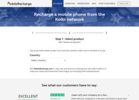kolbi.mobilerecharge.com