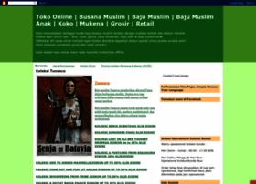 Baju muslim anak karakter websites and posts on baju mu