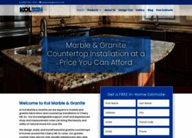 kolgranite.com