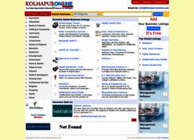 kolhapuronline.com